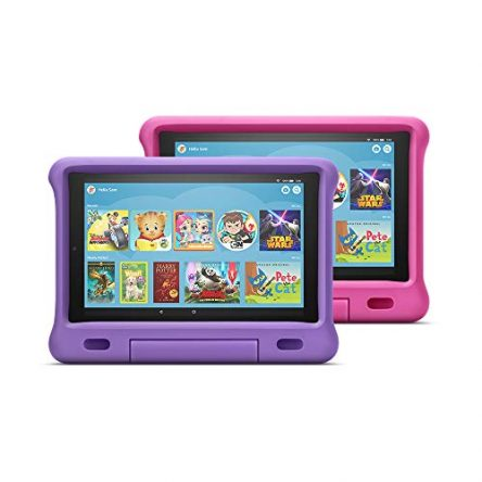 Fire HD 10 Kids Edition Tablet 2-Pack, 10″ HD...